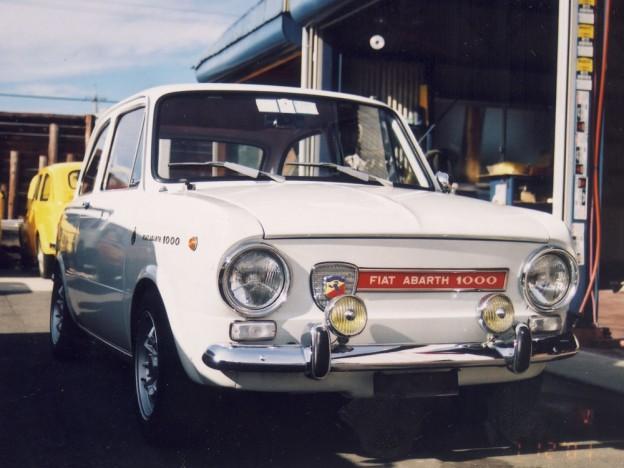 Fiat Abarth Ot 1000 ガレージアクティヴガレージアクティヴ